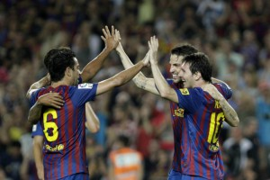 Barcellona-calcio
