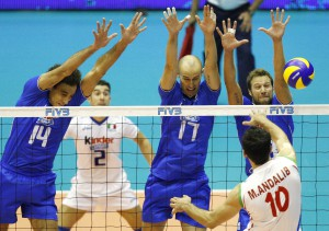 Italy Volleyball Worlds