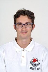 Cristian Consolani Responsabile Centro Minibasket Taurus Jesi