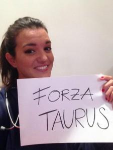 Giulia Zagaglia è la nuova Dott.ssa della Taurus Basket Jesi